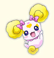 Candy from Glitter Force, Debi Derryberry