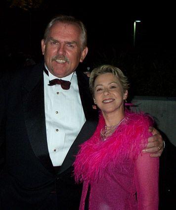 John Ratzenberger & Debi