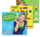 Debi Derryberry - 3 CD Set - My Baby Banana, What a Way to Play, Very Derryberry