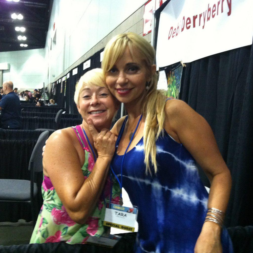 Debi and Tara