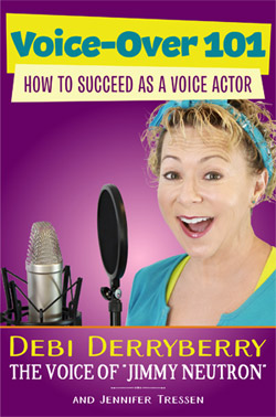 Debi Derryberry Voice-Over 101