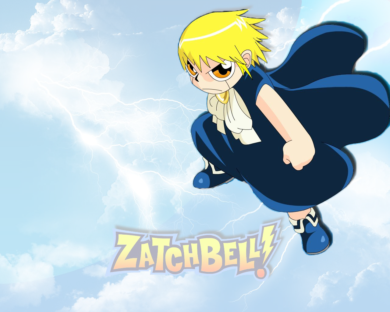 Debi Derryberry voice of Zatch Bell