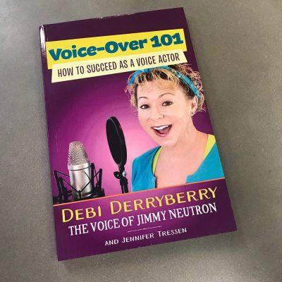 Voice-Over 101 by Debi Derryberry