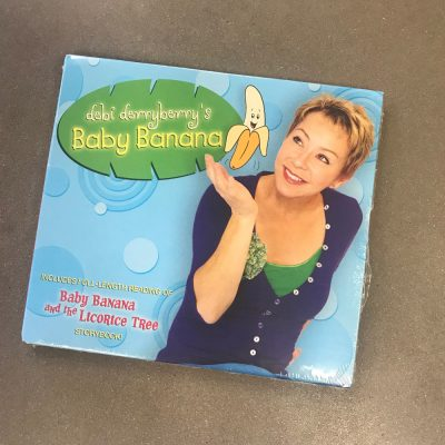 Baby Banana music by Debi Derryberry