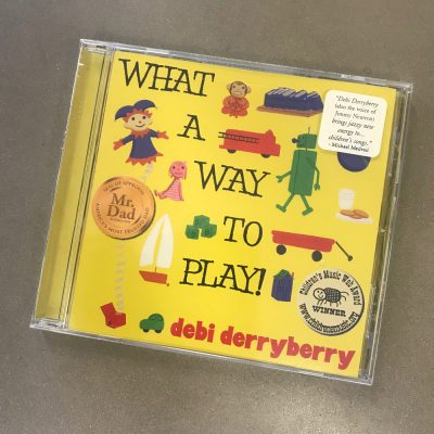 What a Way to Play by Debi Derryberry