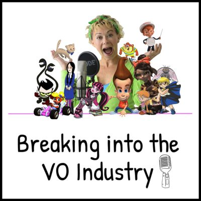 Debi Derryberry Class - Breaking Into the Voiceover Industry
