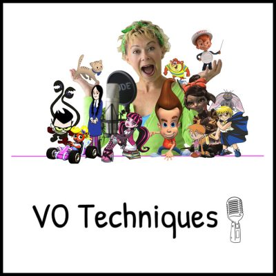 Debi Derryberry Class - Voiceover Techniques