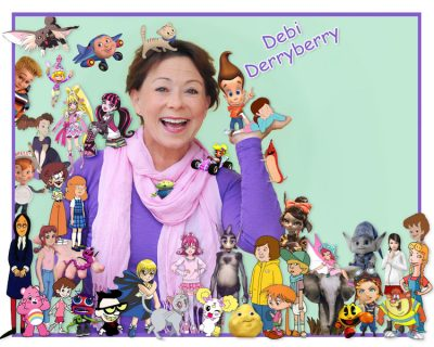 Debi Derryberry Voice Characters