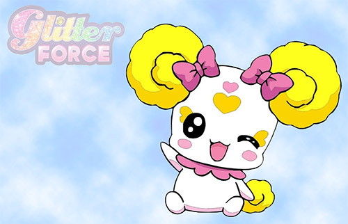 Debi Derryberry - voice of Candy in Glitter Force