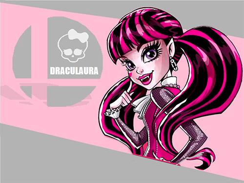 Debi Derryberry - voice of Draculara in Monster High