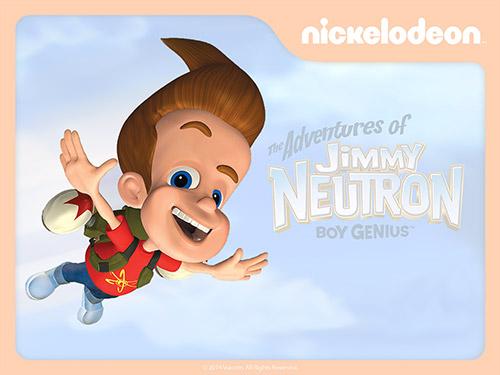 Debi Derryberry - voice of Jimmy Neutron Boy Genius